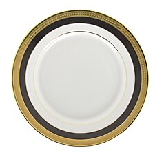 "Sahara Black 6"" Bread and Butter Plate (Set of 6)"