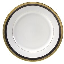 "Sahara Black 9"" Lunch Plate (Set of 6)"