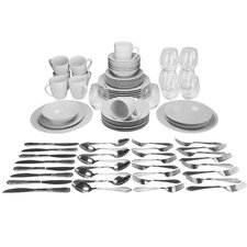 80 Piece Dinnerware Set