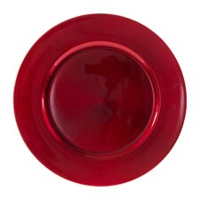 """Lacquer 13"""" Charger Plate (Set of 6)"""