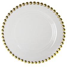 "Belmont Gold 11"" Dinner Plate (Set of 4)"