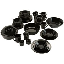 Atlas 43 Piece Dinnerware Set