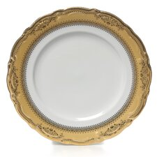 "Vanessa Gold 10.5"" Dinner Plate (Set of 6)"