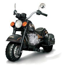 Harley Chopper Limited Edition Battery Powered Motorcycle