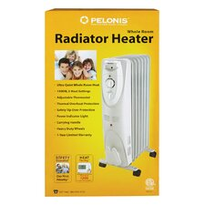 600/900/1500 Watts Portable Electric Radiant Radiator Heater