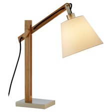 "Edison 25"" H Table Lamp with Empire Shade"