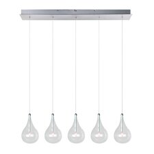 Chelsea 5 Light Kitchen Island Pendant