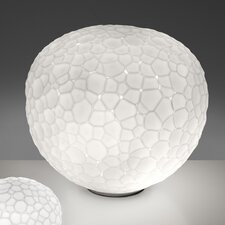 Meteorite Table Lamp with Sphere Shade