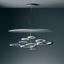 Mercury 2 Light Mini Suspension Light