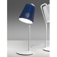 "Null Vector 19.06"" H Table Lamp with Empire Shade"