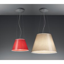 Choose Mega Suspension Red Pendant
