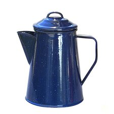 Alpine Mountain Gear 8 Cup Enamel Coffee Maker