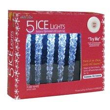 5 Light Ice LED Lights