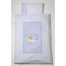 Bettwäsche-Set Sleeping Bear aus 100% Baumwolle