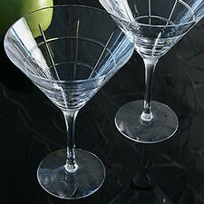 Street Martini Glass (Set of 2)