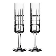 Street Champagne Glass (Set of 2)