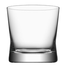 Sky 11.5 Oz. Double Old Fashioned Glass (Set of 4)