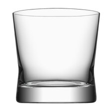 Sky 9 Oz. Old Fashioned Glass (Set of 4)