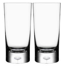 Intermezzo Satin Glass (Set of 2)