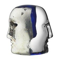 Brains Janus Figurine