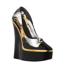 Make Up Shoe Figurine