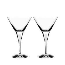 Intermezzo Martini Glass (Set of 2)