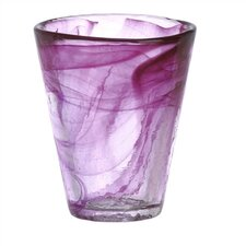 Mine Pink Tumbler Glass