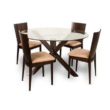 Milan 5 Piece Dining Set
