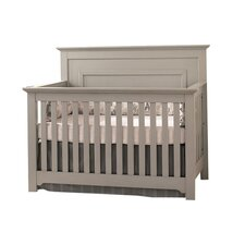 Chesapeake Full Panel 4-in-1 Convertible Crib