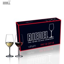 Vinum Riesling Grand Cru White Wine Glass Box Set (Set of 4)