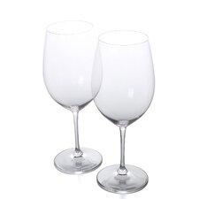 "Vinum XL Cabernet Wine Glass and ""O"" Viognier Wine Glass (Set of 4)"