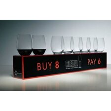 """O"" Vognier Chardonnay Glass (Set of 8)"
