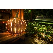 Squatty Pumpkin Luminary Decoration