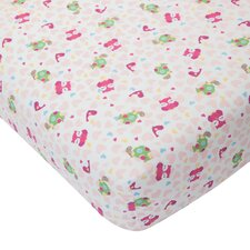 Sprinkles Crib Fitted Sheet