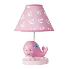 "Splish Splash 16"" H Table Lamp with Empire Shade"