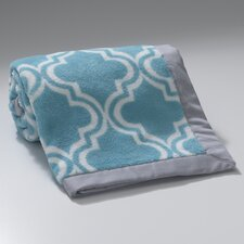 Ryan Geo Fleece Blanket