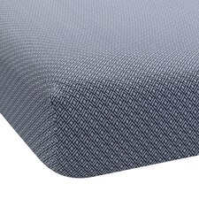 Jensen Triangles Fitted Crib Sheet