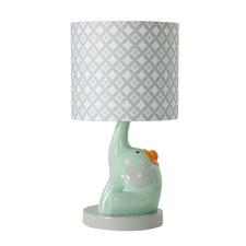 "Dena Happi Jungle 14.2"" H Table Lamp with Drum Shade"
