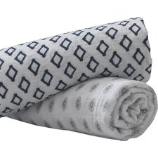 Jensen Muslin Swaddle Blanket (Set of 2)