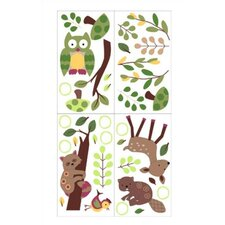Enchanted Forest Wall Decal