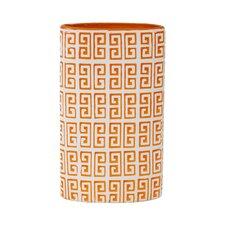 Greek Key Ceramic Vase