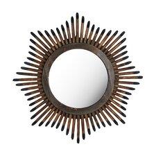 Bronze Convex Wall Mirror