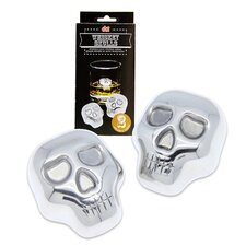 DCI Skull Whiskey Ice Cube
