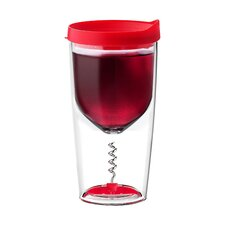 Asobu Wine Opener Cup