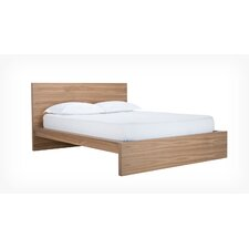 Simple Storage Platform Bed
