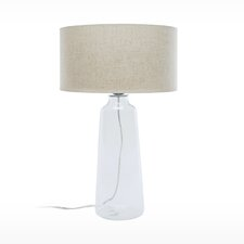"Bliss 21.5"" Table Lamp with Drum Shade"