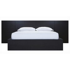 Headboard Extensions for Simple Panel Bed