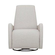 Karbon Swivel Arm Chair