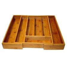 Expandable Bamboo Tray