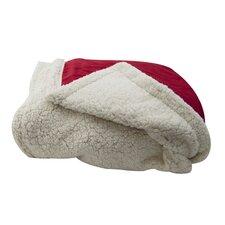 Sherpa Throw Pillow